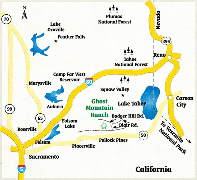 ghost mountain ranch map